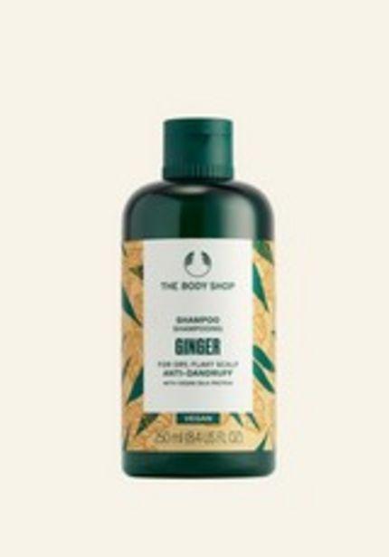 Ginger Anti-dandruff Shampoo offer at £7.5
