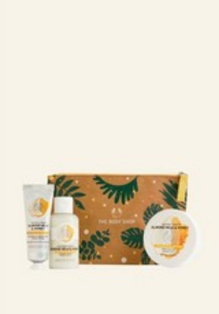 Soothing Almond Milk & Honey Gift Pouch offer at £6
