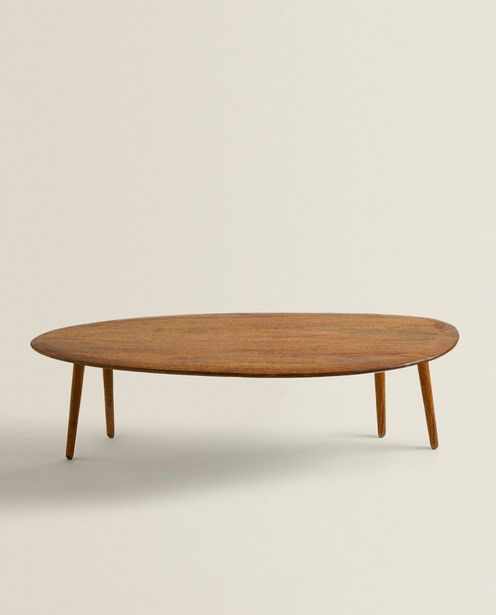 Beveled Wooden Table offer at £159.99