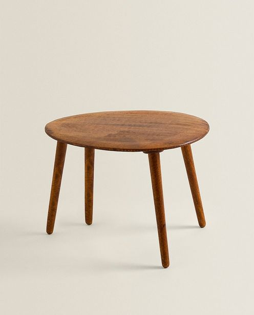 Beveled Wooden Table offer at £69.99
