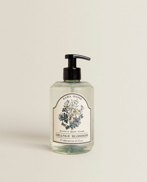 (480 Ml) Orange Blossom Liquid Soap offer at £7.99