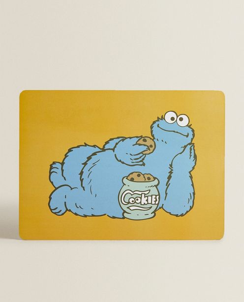 Cookie Monster Placemat offer at £9.99