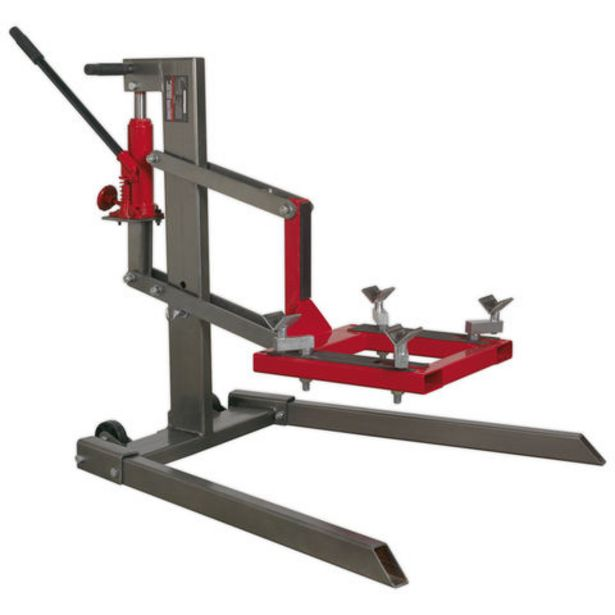 Sealey Single Post Motorcycle Lift 450kg offer at £429