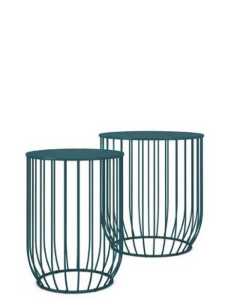 Lois Garden Nest of Tables offer at £99