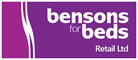 Logo Bensons for Beds