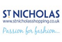 Logo St Nicholas Shopping Centre