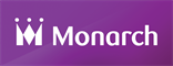 Logo Monarch Flights